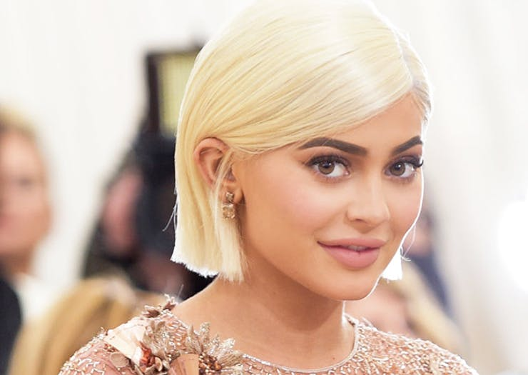 Here's The Biggest Hint Yet That Kylie Jenner Is About To Drop A Skincare Line