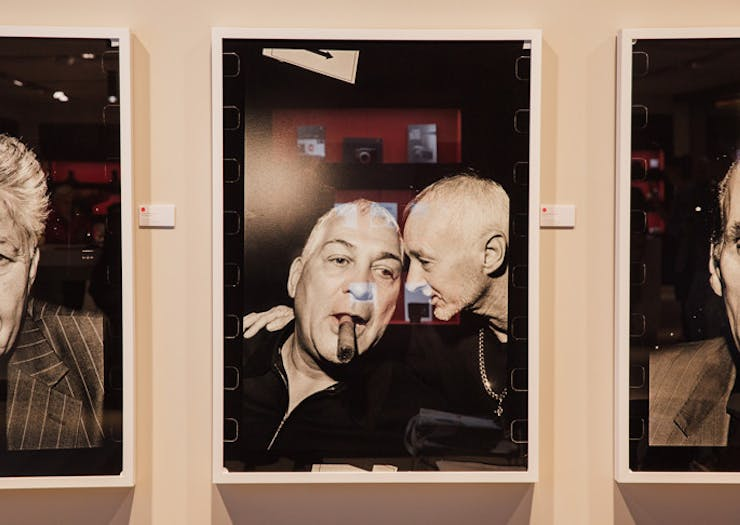 Bruce Gilden's First Australian Exhibition Is On In Melbourne Right Now