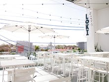 Channel Mediterranean Vibes At Justin Lane's Vibrant New Rooftop Bar And Restaurant