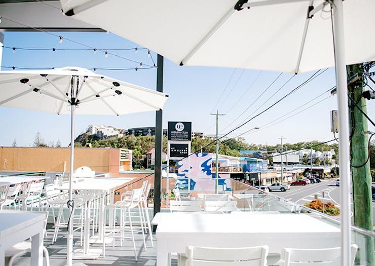 LOKI Rooftop Bar Nobby Beach