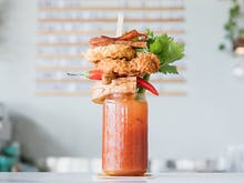 Loaded Brunch Cocktails Have Hit The Coast And They're Everything You'd Imagine