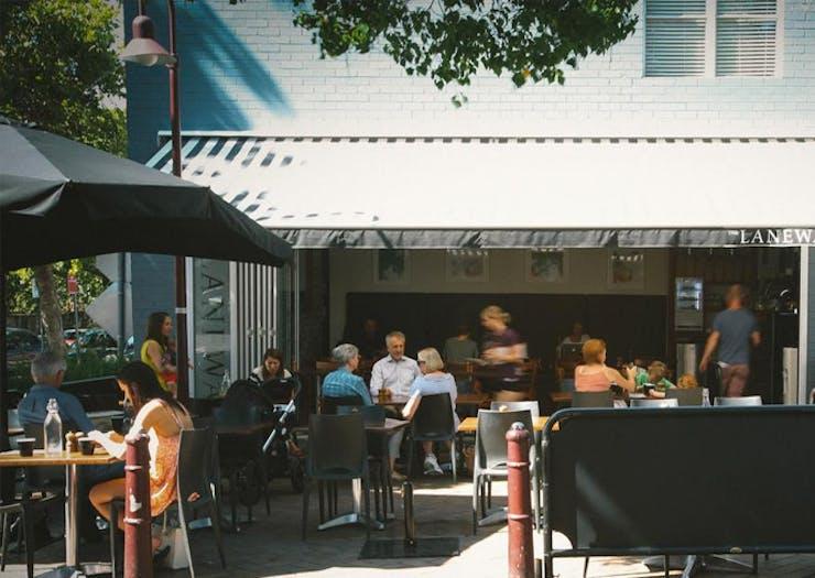 best sydney cafe laneway cafe cammeray