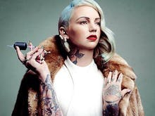 Get Inked By A Celebrity Tattooist And Support A Good Cause While You're About It