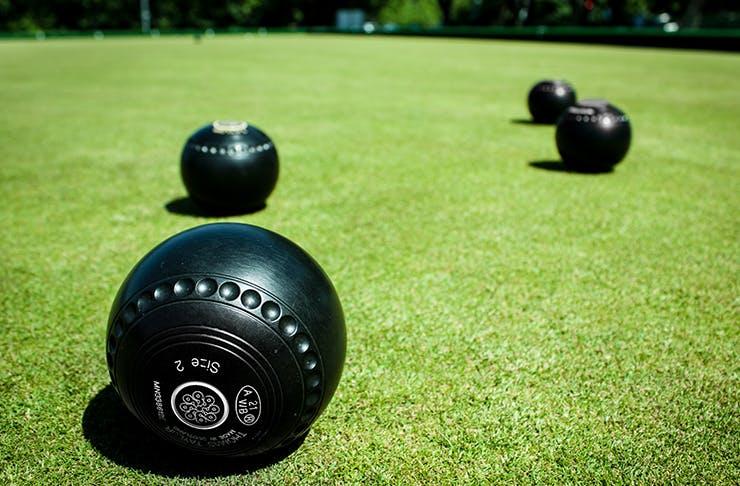 Lawn Bowls Perth