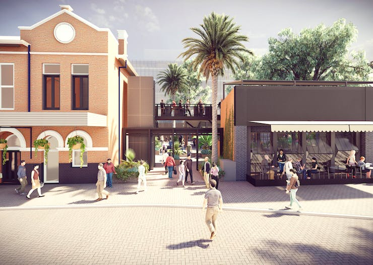 Get Ready For A Multi-Million Dollar Redevelopment In Leederville