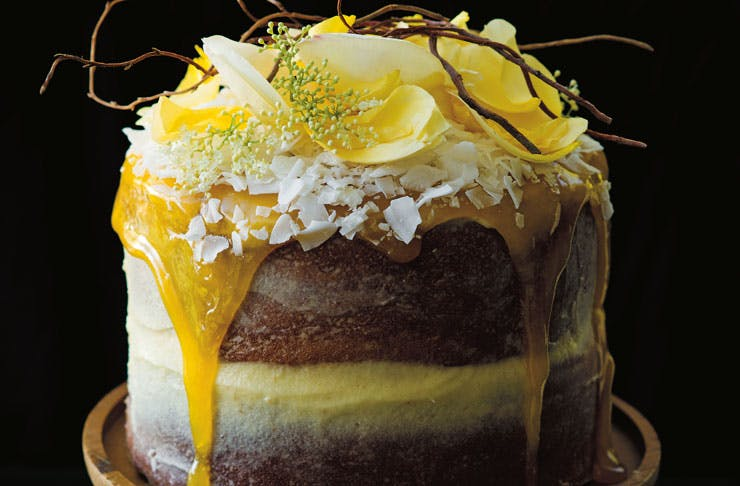 recipe, cake recipe, book, lemonciello cake recipe