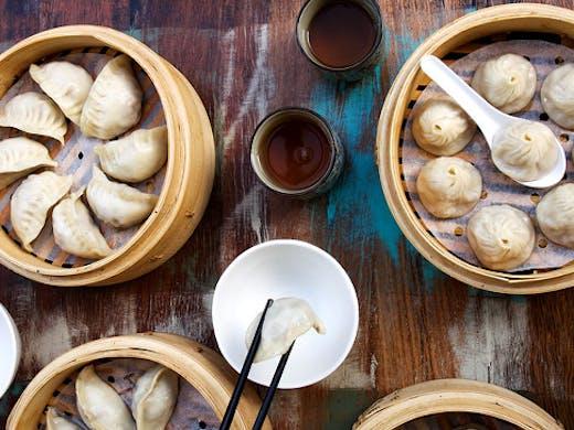Sydney's best dumplings