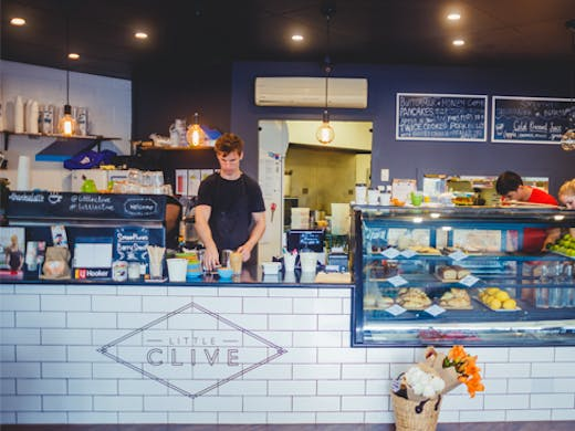 Little Clive Cafe Annerley