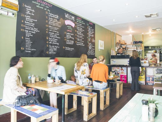 Little Willy's Northbridge Perth Cafe Coffee