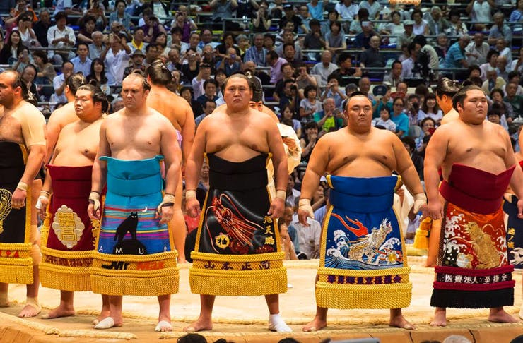 Live Sumo Sydney and Melbourne | Urban List