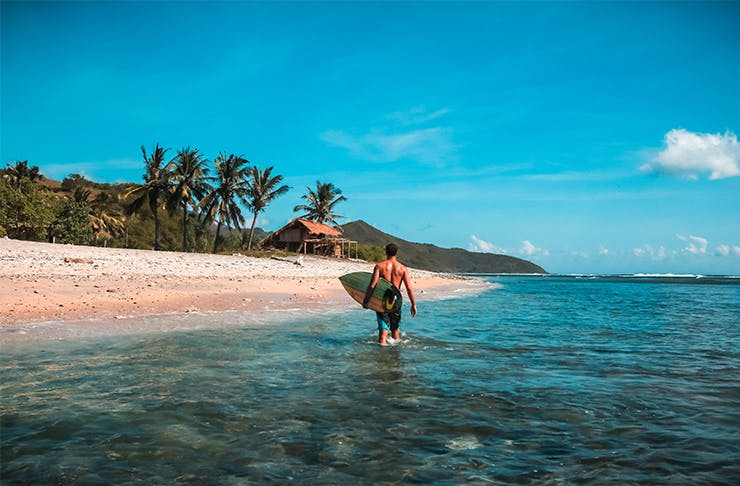 Lombok Cheap Flights From Perth