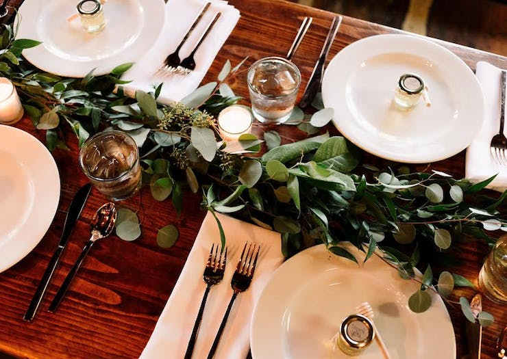 A Long Table Dinner Under The Stars Is Happening & We're So There!