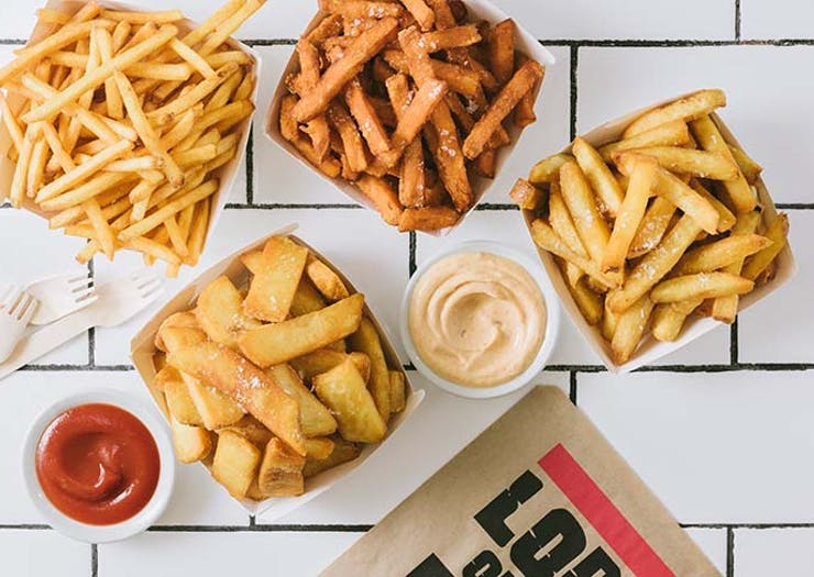Lord Of The Fries Is Doing FREE Fries To Celebrate National Fry Day