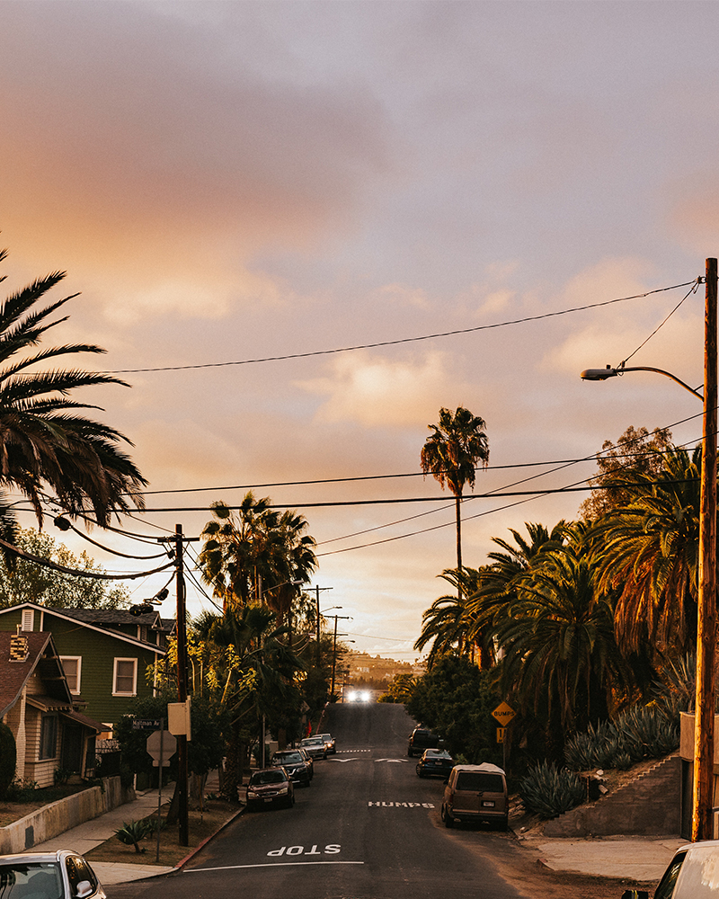Los Angeles Hoods LA Travel Guide