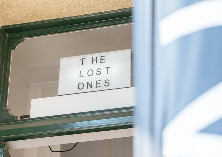 the lost ones gallery