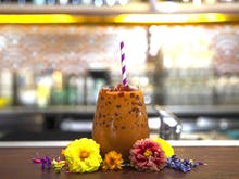 Beat The Heat With This New Thai Milk Gin Cocktail