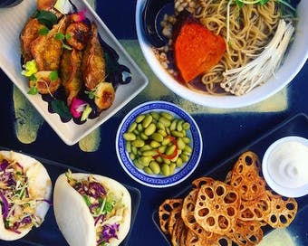 Lucky Chan's Laundry + Noodle Bar