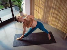 Become A Yogi Master With Lululemon's Game-Changing New Yoga Mat