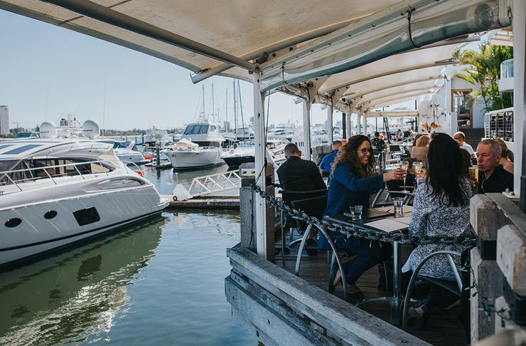 gold coast restaurants for lunch