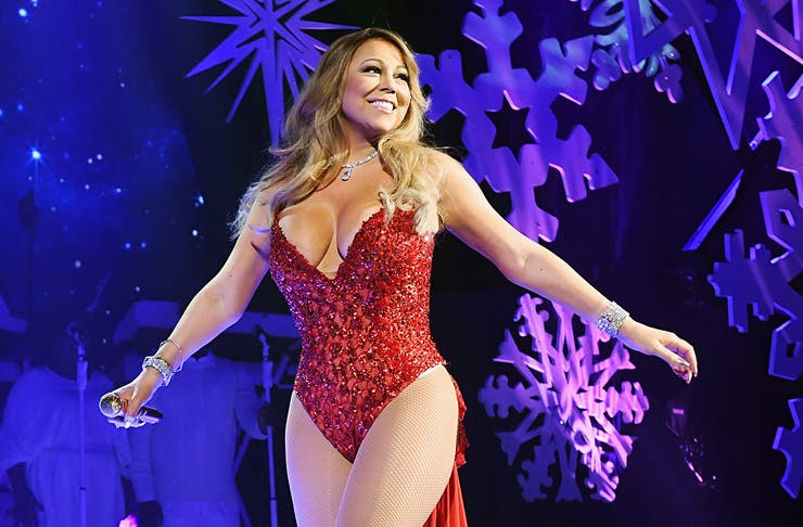 Mariah Carey's Christmas Song Is Getting Its Own Movie