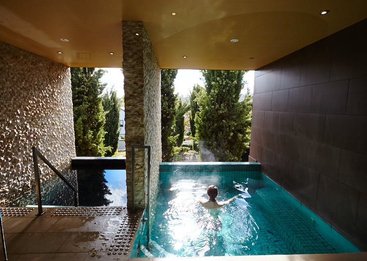 Victoria's Best Day Spa Getaways