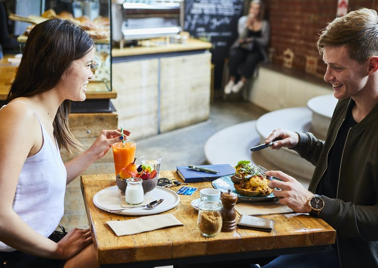 The 5 Types Of People You'll See At Brunch This Weekend
