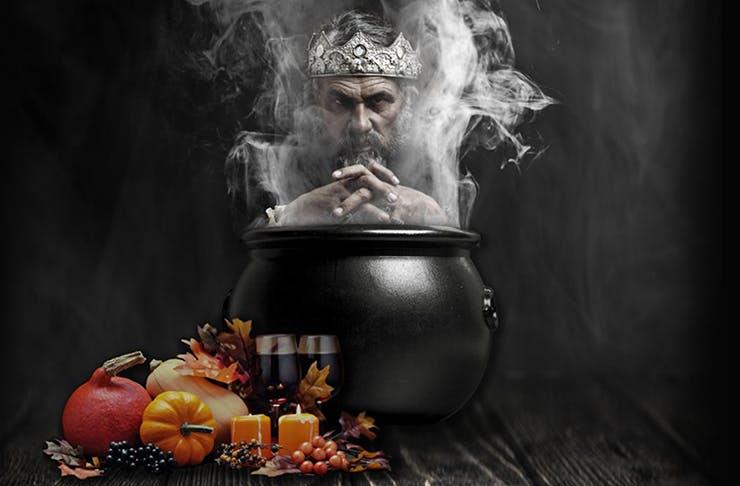Macbeth's Medieval Banquet