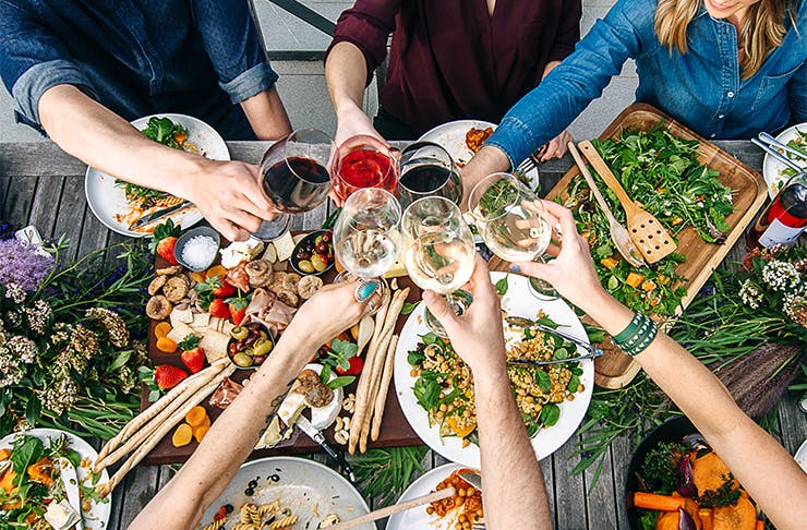 how to throw the ultimate stress free dinner party perth the