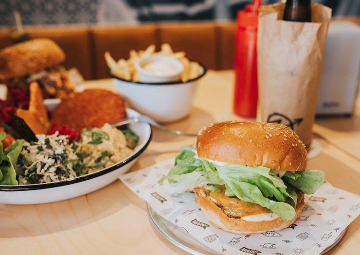Main Street Burger Bar Broadbeach