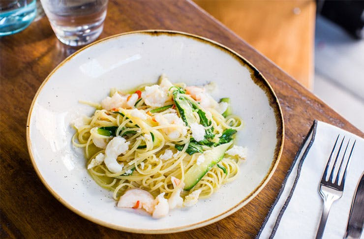 Sydney restaurants and cafes
