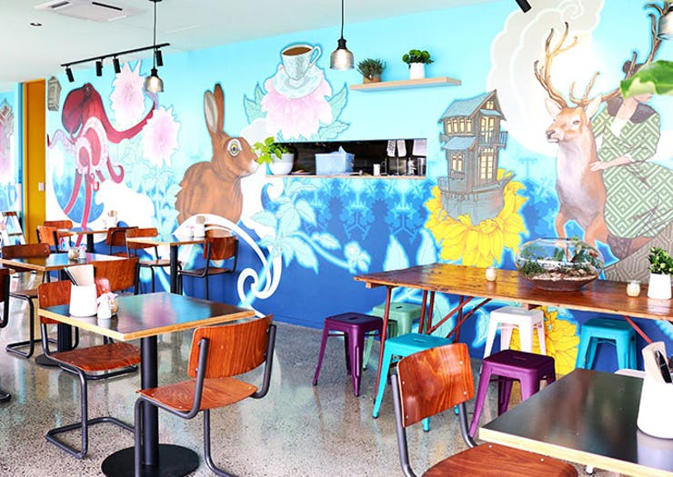 A Gorgeous New Cafe Hits The Shore