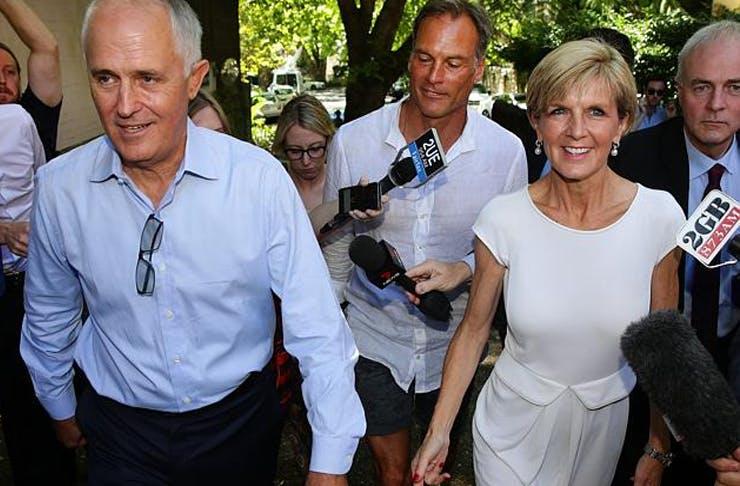 Malcolm Turnbull New Australian Prime Minister