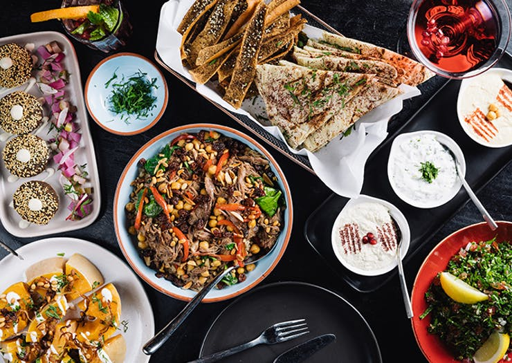 7 Ways To Eat A Gluten-Free Middle Eastern Feast