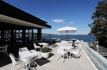 Sip Pink Martinis By The Harbour At This Iconic Waterside Bistro