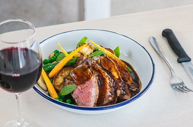 Sydney's Best Sunday Roasts