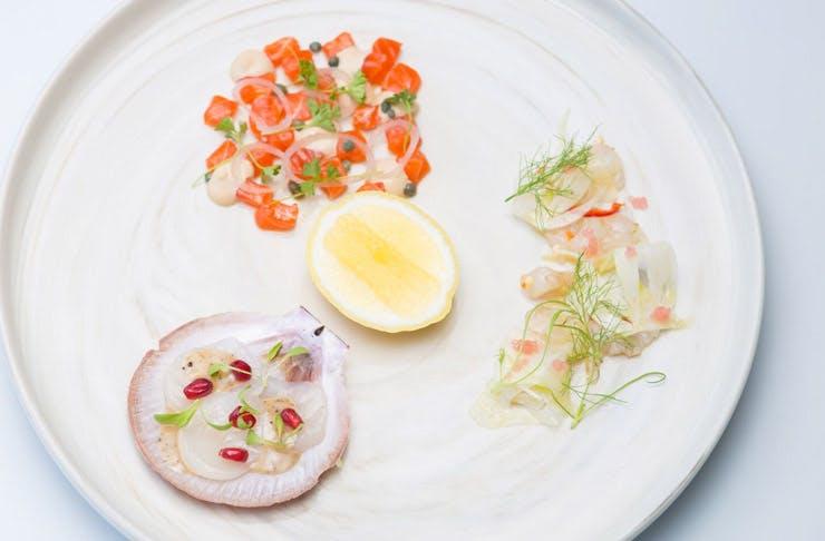 manta seafood restaurant in Sydney