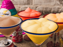 This Tex-Mex Haven Is Mixing Up Margaritas Based On All Your Favourite Childhood Soft Drinks