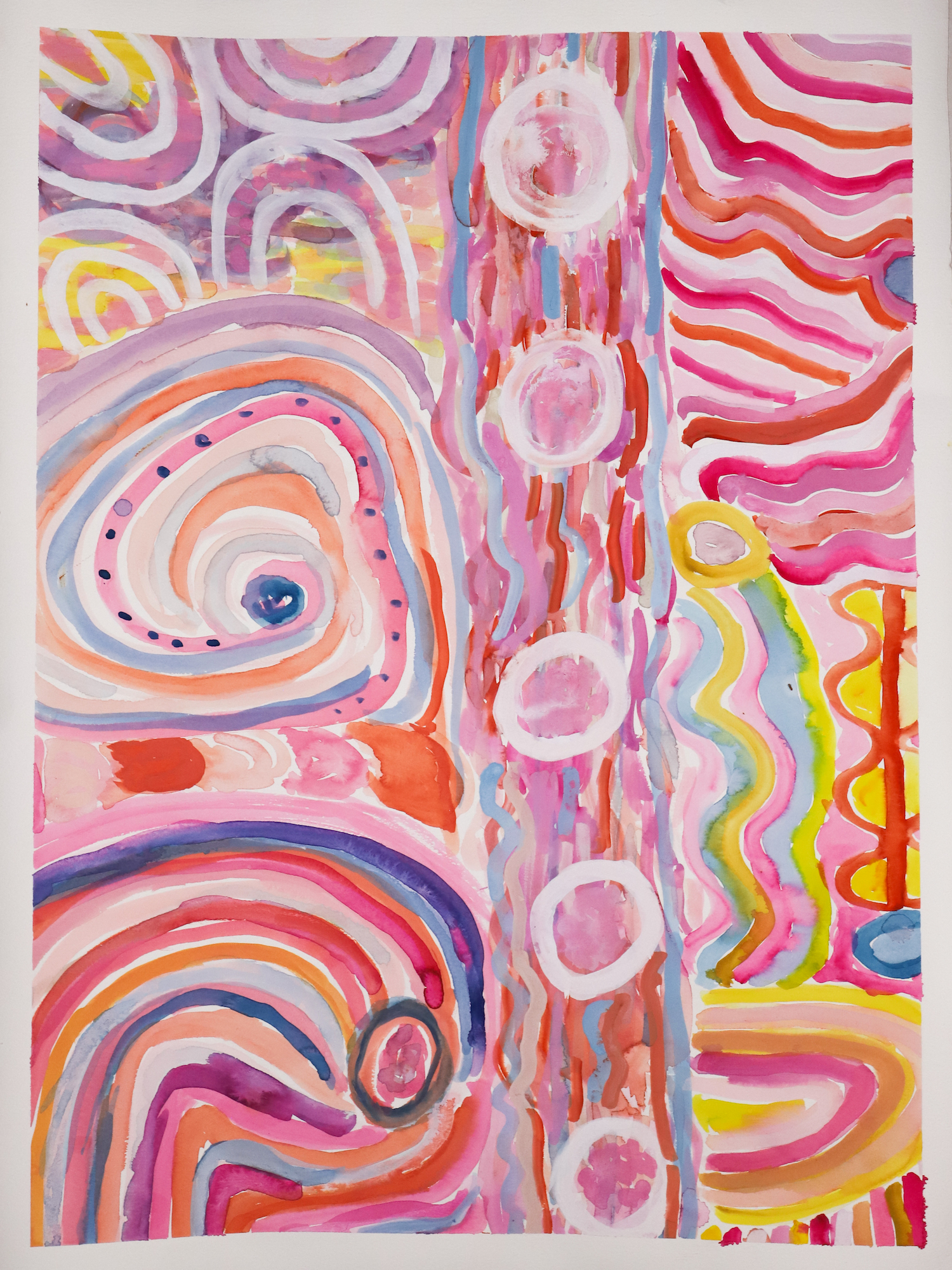 Marie Mudgedell's Untitled artwork.
