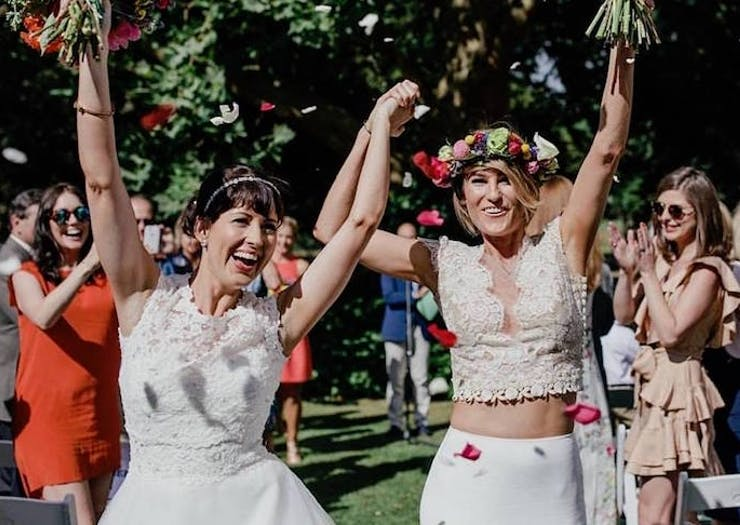 There's A Big Gay Pop Up Wedding Poppin' Up In Perth