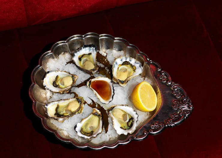 Wrap Up The Decade And Ring In The Next One At This Oyster Heavy Fireworks Feast