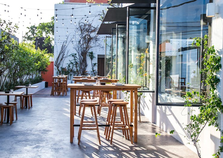 A Brand New Restaurant Just Opened In Canggu And We've Already Booked Our Flights