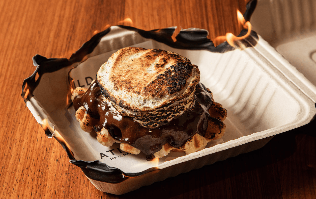 best desserts melbourne