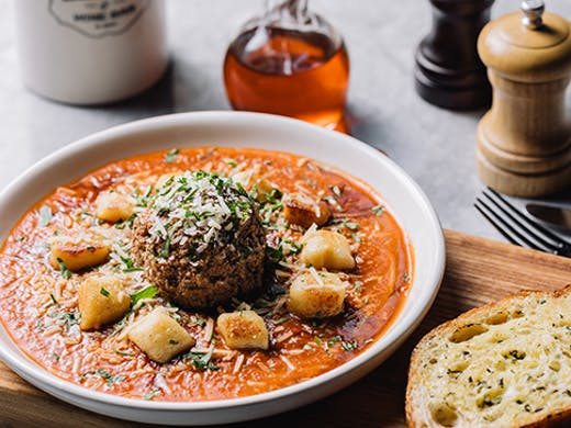 meatball&wine;-bar