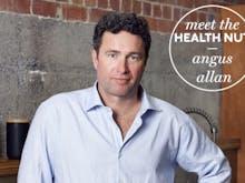 Meet The Healthy Nut: Angus Allan