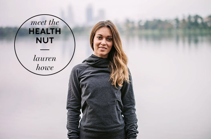 Meet The Health Nut | Lauren Howe Perth Health And Fitness