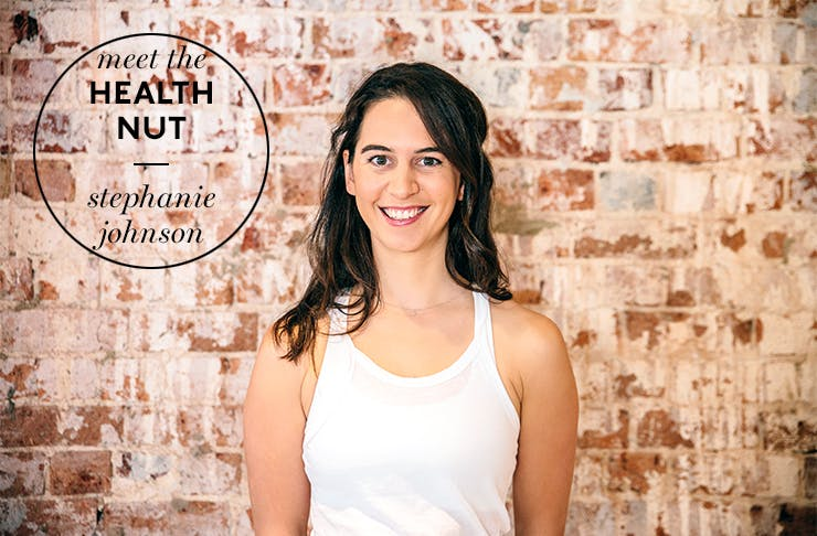 Meet The Health Nut | Stephanie Johnson, Perth, Perth yoga, yoga studios perth, COMO Shambhala