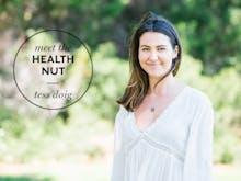 Meet The Health Nut | Tess Doig