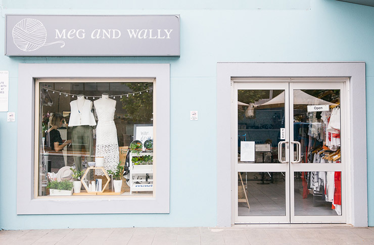 meg and wally perth boutique