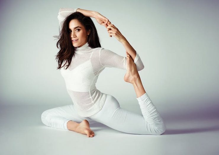 Get Meghan Markle's Wedding Bod With This Workout