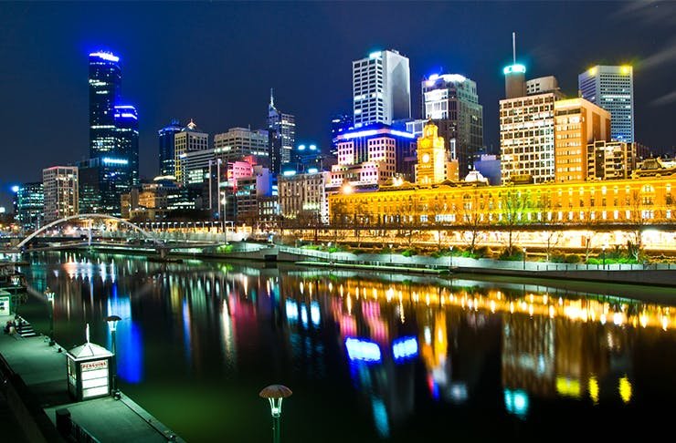 melbourne after dark guide